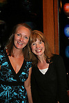 Ellen Wheeler (executive producer) and Jill Lorie Hurst (head writer) at the Goodbye to Guiding Light, 72 Years Young on August 19, 2009 at the Paley Center for Media, NYC, NY. (Photo by Sue Coflin/Max Photos)