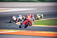 VALENCIA, SPAIN - NOVEMBER 8: Jorge Martin during Valencia MotoGP 2015 at Ricardo Tormo Circuit on November 8, 2015 in Valencia, Spain