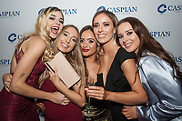 An image from the Caspian Insurance Christmas Drinks and Awards at Cloud 23, Manchester City Centre on Wednesday 19th December 2018.
