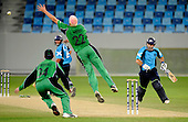 Scotland V Ireland World T20 qualifying cricket match in Dubai Sports City Cricket Stadium - Ireland won the match so go through to the group stages, while Scotland go home - - Picture by Donald MacLeod 11.02.10