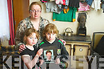 Katie, Anne and Rose Egan family of Philip Egan who passed away on Thursday.