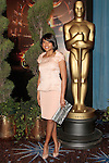 US actress Taraji P Henson attends the Academy Awards nominee luncheon in Beverly Hills, California, USA, 02 February 2009. The 81st Academy Awards telecast is scheduled to air on 22 February 2009. .