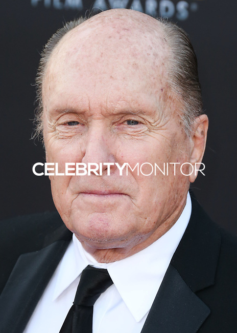 HOLLYWOOD, LOS ANGELES, CA, USA - NOVEMBER 14: Robert Duvall arrives at the 18th Annual Hollywood Film Awards held at the Hollywood Palladium on November 14, 2014 in Hollywood, Los Angeles, California, United States. (Photo by Xavier Collin/Celebrity Monitor)