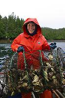 Oyster Suzie, Prince William Sound, Alaska