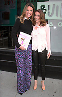 NEW YORK, NY - SEPTEMBER 12: Savannah Guthrie and Allision Oppenheim at AOL Build promoting the new book Princesses Wear Pants in New York City on September 12, 2017. <br /> CAP/MPI/RW<br /> &copy;RW/MPI/Capital Pictures