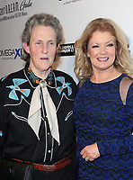 BEVERLY HILLS, CA - NOVEMBER 11: Temple Grandin, Mary Hart, at AMT's 2017 D.R.E.A.M. Gala at The Montage Hotel in Beverly Hills, California on November 11, 2017. Credit: Faye Sadou/MediaPunch /NortePhoto.com