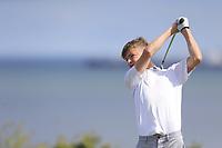 Shea Dorman (Bangor) during the final round at Carnalea Golf Club, Bangor, Antrim, Northern Ireland. 07/08/2019.<br /> Picture Fran Caffrey / Golffile.ie<br /> <br /> All photo usage must carry mandatory copyright credit (© Golffile | Fran Caffrey)