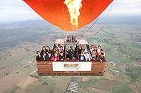 20151026 October 26 Hot Air Balloon Gold Coast