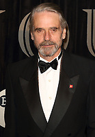 Jeremy Irons at the Luminous - BFI Gala Dinner at The Guildhall, Gresham Street, London on 3rd October 2017<br /> CAP/ROS<br /> &copy; Steve Ross/Capital Pictures