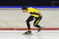 SCHAATSEN: HEERENVEEN: 24-10-2014, IJsstadion Thialf, Topsporttraining Team LottoNL - Jumbo, Sven Kramer, ©foto Martin de Jong