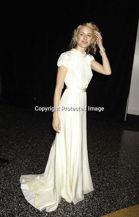 "Naomi Watts ..at The World Premier of Universal Pictures "" King Kong"" ..on December 5, 2005 at The Loews E-Walk. ..Photo by Robin Platzer, Twin Images"