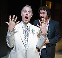 God In Ruins,written and directed by Anthony Neilson.A Royal Shakespeare Company Commission.With Sam Cox as Brian's Father,Brian Doherty as Brian. .Opens The Soho Theatre on 5/12/07 . CREDIT Geraint Lewis