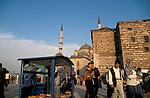 Turkey, Istanbul. Rustem Pasa; Mosque