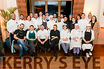 County Cooking Championship at the Brehon Hotel, Killarney last Wednesday night.