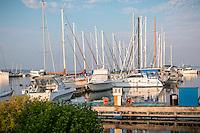 Apostle Islands Marina Bayfield Wisconsin