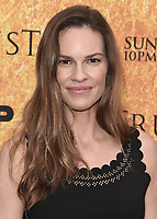"NORTH HOLLYWOOD, CA - MAY 11:  Hilary Swank at the For Your Consideration Red Carpet Event for FX's ""Trust"" at the Saban Media Center at the Television Academy on May 11, 2018 in North Hollywood, California. (Photo by Scott Kirkland/FX/PictureGroup)"