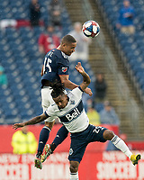 New England Revolution vs Vancouver Whitecaps, July 17, 2019