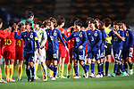 Japan team group (JPN), <br /> DECEMBER 11, 2017 - Football / Soccer : <br /> EAFF E-1 Football Championship 2017 Women's Final match <br /> between Japan 1-0 China <br /> at Fukuda Denshi Arena in Chiba, Japan. <br /> (Photo by Naoki Nishimura/AFLO SPORT)
