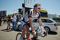 one of the favorites of the day: John Degenkolb (DEU/Giant-Shimano)<br /> <br /> 2014 Tour de France<br /> stage 12: Bourg-en-Bresse - Saint-Etiènne (185km)