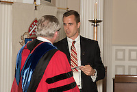 Berkeley Divinity School at Yale, Conferral of Diplomas and Certificates and the Awarding of Prizes 2015