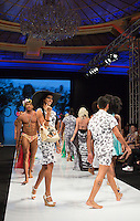 Art Hearts Fashion LAFW 2015 Runway Show on Oct. 6, 2015 (Photo by Inae Bloom/Guest of a Guest)