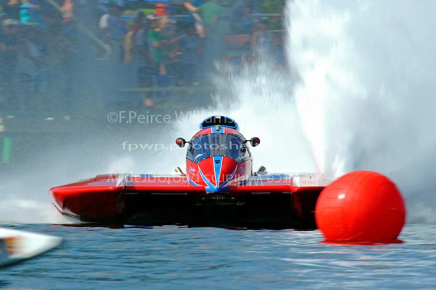 "Marc Theoret, GP-444 ""GP Valleyfield"" (Grand Prix Hydroplane(s)"