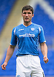 St Johnstone FC Season 2015-16<br /> John Sutton<br /> Picture by Graeme Hart.<br /> Copyright Perthshire Picture Agency<br /> Tel: 01738 623350  Mobile: 07990 594431