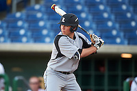 Louisville Cardinals pinch hitter Jake Snider (20) at bat during a game against the Ball State Cardinals on February 19, 2017 at Spectrum Field in Clearwater, Florida.  Louisville defeated Ball State 10-4.  (Mike Janes/Four Seam Images)