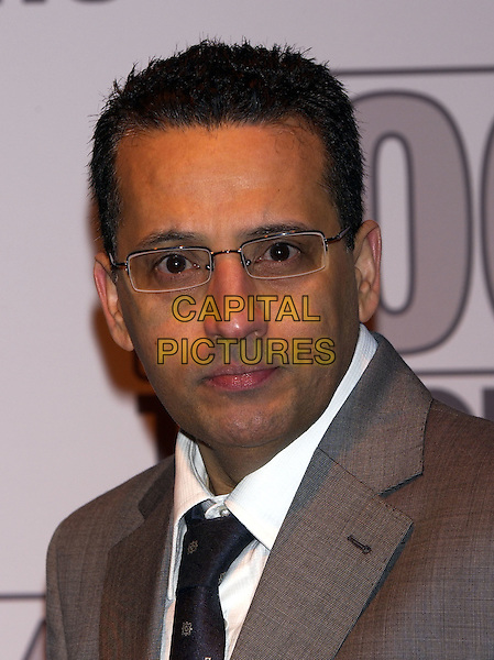 "AHMED AGHIL.""2004 TV Moments Awards Ceremony"" .at BBC Television Centre.London 22 January 2005.portrait headshot big brother 5.www.capitalpictures.com.sales@capitalpictures.com.©Capital Pictures"