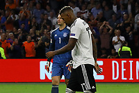 Jerome Boateng (Deutschland Germany) frustriert nach der Niederlage mit Torwart Manuel Neuer (Deutschland Germany) - 13.10.2018: Niederlande vs. Deutschland, 3. Spieltag UEFA Nations League, Johann Cruijff Arena Amsterdam, DISCLAIMER: DFB regulations prohibit any use of photographs as image sequences and/or quasi-video.