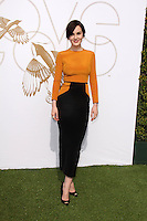 Michelle Dockery<br /> at LoveGold Honors Michelle Dockery for a day of gold and glamour, Selma House, Los Angeles, CA 01-09-14<br /> David Edwards/Dailyceleb.com 818-249-4998
