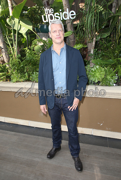 """30 October 2018 - Beverly Hills, California - Neil Burger. """"The Upside"""" Photo Call held at The Four Seasons Beverly Hills. Photo Credit: Faye Sadou/AdMedia"""