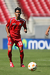 15 March 2008: Carlos Rodriguez (PAN). The Panama U-23 Men's National Team defeated the Cuba U-23 Men's National Team 4-1 at Raymond James Stadium in Tampa, FL in a Group A game during the 2008 CONCACAF's Men's Olympic Qualifying Tournament.