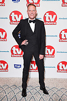 Anthony Cotton<br /> at the TV Choice Awards 2018, Dorchester Hotel, London<br /> <br /> ©Ash Knotek  D3428  10/09/2018