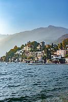 Switzerland, Ticino, Ascona at Lago Maggiore | Schweiz, Tessin, Ascona am Lago Maggiore