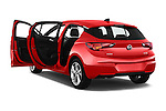 Car images of 2016 Opel Astra Dynamic 4 Door Hatchback Doors