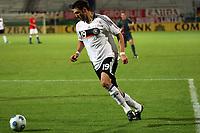 Kevin Pezzoni (D)<br /> Deutschland vs. Tschechien, U21 EM-Qualifikation *** Local Caption *** Foto ist honorarpflichtig! zzgl. gesetzl. MwSt. Auf Anfrage in hoeherer Qualitaet/Aufloesung. Belegexemplar an: Marc Schueler, Alte Weinstrasse 1, 61352 Bad Homburg, Tel. +49 (0) 151 11 65 49 88, www.gameday-mediaservices.de. Email: marc.schueler@gameday-mediaservices.de, Bankverbindung: Volksbank Bergstrasse, Kto.: 151297, BLZ: 50960101