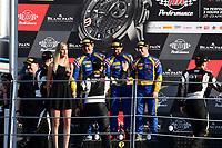 #50 SPIRIT OF RACE (CHE) FERRARI 488 GT3 PASIN LATHOURAS (THA) MICHELE RUGOLO (ITA) ALESSANDRO PIER GUIDI (ITA) PRO CUP SECOND PLACE PRO CUP