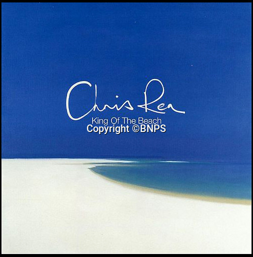 BNPS.co.uk (01202 558833)<br /> Pic:   BNPS<br /> <br /> Front cover of Chris Rea's album King of the Beach.<br /> <br /> The idyllic seaside home and art studio of a British painter famed for his vivid scenes of Cornish beaches has gone on the market for £1.7m.<br /> <br /> Prints of John Miller's iconic paintings of white sandy beaches, azure seas and cloudless blue skies proved extremely popular with homeowners in the 1990s and 2000s.<br /> <br /> Musician Chris Rea also used one of his seascape paintings for the front cover of his 2000 album King of the Beach.<br /> <br /> Miller's work was inspired by the very location where he lived - right next to the sea at Lelant, near St Ives, Cornwall.<br /> <br /> The property is divided into two houses that are used as holiday lets.