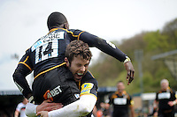 Wasps v Falcons 20120505