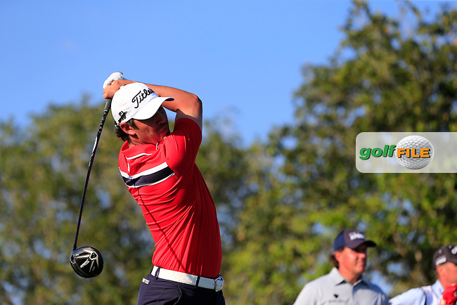 Brooks Koepka (USA) during the 2nd round at the WGC Cadillac Championship, Blue Monster, Trump National Doral, Doral, Florida, USA<br /> Picture: Fran Caffrey / Golffile