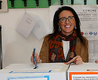 elezioni comunali 2016 candidati sindaco di Napoli al Voto<br /> Valeria Valente