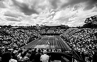 AMBIENCE<br /> <br /> The Championships Wimbledon 2014 - The All England Lawn Tennis Club -  London - UK -  ATP - ITF - WTA-2014  - Grand Slam - Great Britain -  27th June 2014. <br /> <br /> &copy; AMN IMAGES
