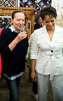 Santiago Tiangistengo, Estado de Mexico. Aromas y Sabores with Chef Patricia Quintana