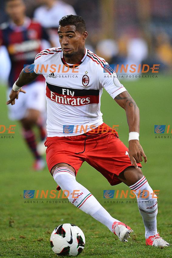 """Kevin Prince Boateng Milan.Bologna 01/9/2012 Stadio """"Renato Dall'Ara"""".Football Calcio 2012/2013 Serie A.Bologna Vs Milan.Foto Andrea Staccioli Insidefoto"""