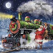 Marcello, CHRISTMAS SANTA, SNOWMAN, WEIHNACHTSMÄNNER, SCHNEEMÄNNER, PAPÁ NOEL, MUÑECOS DE NIEVE, paintings+++++,ITMCXM2091,#X#