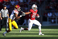 Stanford Football vs USC, September 8, 2018