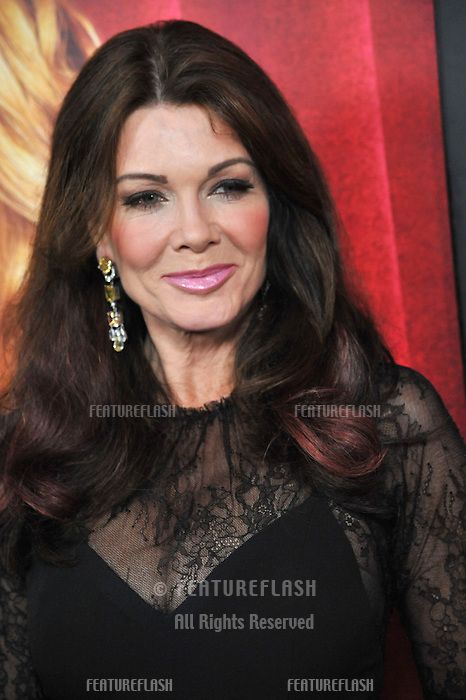 "Lisa Vanderpump at the premiere of HBO TV series ""The Comeback"" at the El Capitan Theatre, Hollywood.<br /> November 5, 2014  Los Angeles, CA<br /> Picture: Paul Smith / Featureflash"