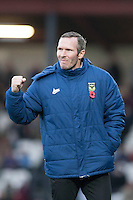 Michael Appleton Oxford United manager<br />  - Grimsby Town vs Oxford United - FA Challenge Cup 1st Round Football at Blundell Park, Cleethorpes, Lincolnshire - 08/11/14 - MANDATORY CREDIT: Mark Hodsman/TGSPHOTO - Self billing applies where appropriate - contact@tgsphoto.co.uk - NO UNPAID USE