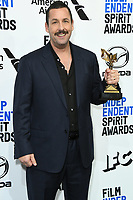 08 February 2020 - Santa Monica - Adam Sandler. 2020 Film Independent Spirit Awards - Press Room held at Santa Monica Pier. Photo Credit: Birdie Thompson/AdMedia